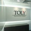 Toly Asia moves to new offices